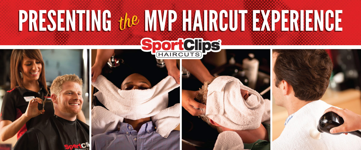 The Sport Clips Haircuts of Liverpool - Cor Center  MVP Haircut Experience